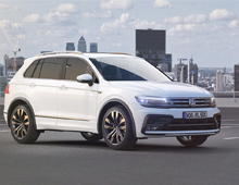 The New Tiguan (Concept & Design, Volkswagen)